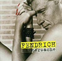 Cover Rainhard Fendrich - Männersache