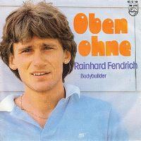 Cover Rainhard Fendrich - Oben ohne