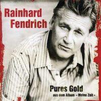 Cover Rainhard Fendrich - Pures Gold