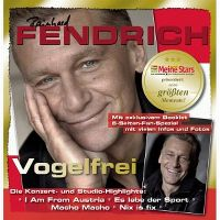 Cover Rainhard Fendrich - Vogelfrei