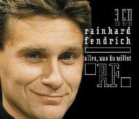 Cover Rainhard Fendrich - Von '86 bis '93 - alles, was Du willst