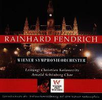 Cover Rainhard Fendrich / Wiener Symphonieorchester - Wiener Festwochen