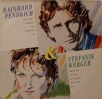 Cover Rainhard Fendrich & Stefanie Werger - Fendrich & Werger
