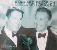 Cover Rainhard Fendrich & Udo Jürgens - Ich glaube