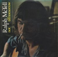 Cover Ralph McTell - Not Till Tomorrow