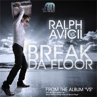 Cover Ralph vs. Avicii - Break Da Floor