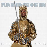 Cover Rammstein - Deutschland