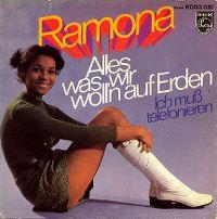 Cover Ramona - Alles was wir woll'n auf Erden
