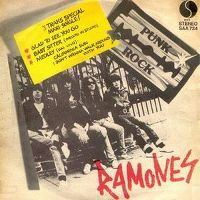 Cover Ramones - Glad To See You Go