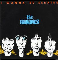 Cover Ramones - I Wanna Be Sedated