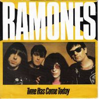 Cover Ramones - Time Has Come Today