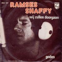Cover Ramses Shaffy - Wij zullen doorgaan