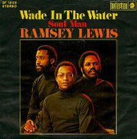 Cover Ramsey Lewis - Wade In The Water