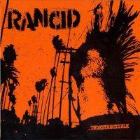 Cover Rancid - Indestructible