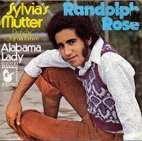 Cover Randolph Rose - Sylvia's Mutter