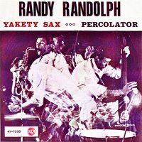 Cover Randy Randolph - Percolator