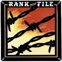 Cover Rank And File - The Slash Years