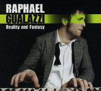 Cover Raphael Gualazzi - Reality And Fantasy