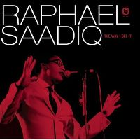 Cover Raphael Saadiq - The Way I See It