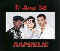 Cover Rapublic - Ti amo '98