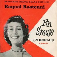 Cover Raquel Rastenni - En smule