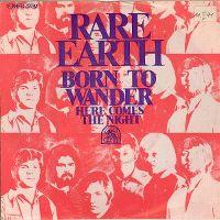 Cover Rare Earth - Born To Wander