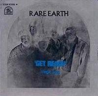 Cover Rare Earth - Get Ready