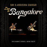 Cover Ravi & Anoushka Shankar - Live In Bangalore