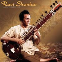 Cover Ravi Shankar - A Journey Through His Music