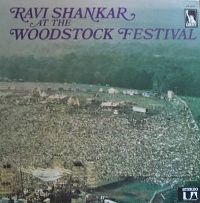 Cover Ravi Shankar - At The Woodstock Festival