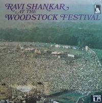 Cover Ravi Shankar - At The Woodstock Festival