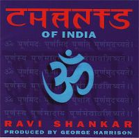 Cover Ravi Shankar - Chants Of India