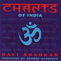 Cover Ravi Shankar - Chants Of India