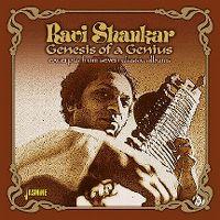 Cover Ravi Shankar - Genesis Of A Genius