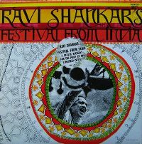 Cover Ravi Shankar - His Festival From India