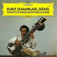 Cover Ravi Shankar - Homage To Mahatma Gandhi & Baba Allauddin