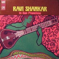 Cover Ravi Shankar - In San Francisco