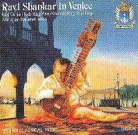 Cover Ravi Shankar - In Venice