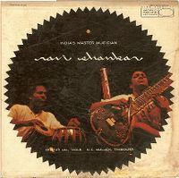Cover Ravi Shankar - India's Master Musician