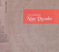 Cover Ravi Shankar - Nine Decades Vol. I 1967-1968