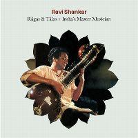 Cover Ravi Shankar - Rāgas & Tālas + India's Master Musician