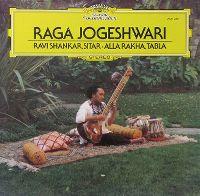 Cover Ravi Shankar - Raga Jogeshwari
