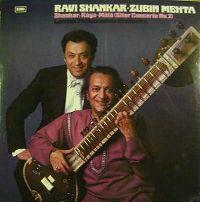 Cover Ravi Shankar - Raga Mala (Garland Of Ragas)