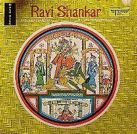 Cover Ravi Shankar - Raga Parameshwari