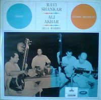 Cover Ravi Shankar - Raga Shree