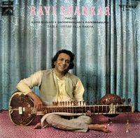 Cover Ravi Shankar - Ragas