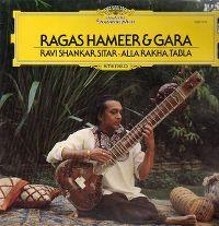 Cover Ravi Shankar - Ragas Hameer & Gara