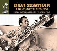 Cover Ravi Shankar - Six Classic Albums
