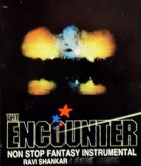 Cover Ravi Shankar - The Encounter