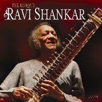 Cover Ravi Shankar - The Unique Ravi Shankar